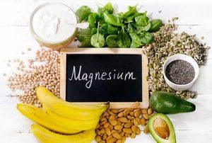 Aliments riche en chlorure de magnésium