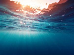 Le magnésium est présent naturellement dans la mer